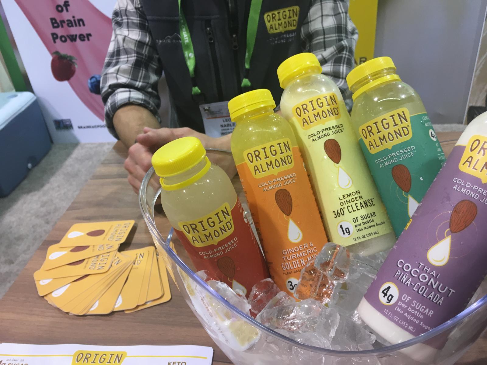 Origin Almond Almond Juice
