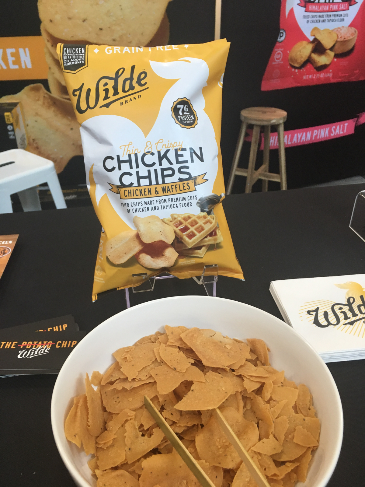 Wilde Brand Chicken Chips