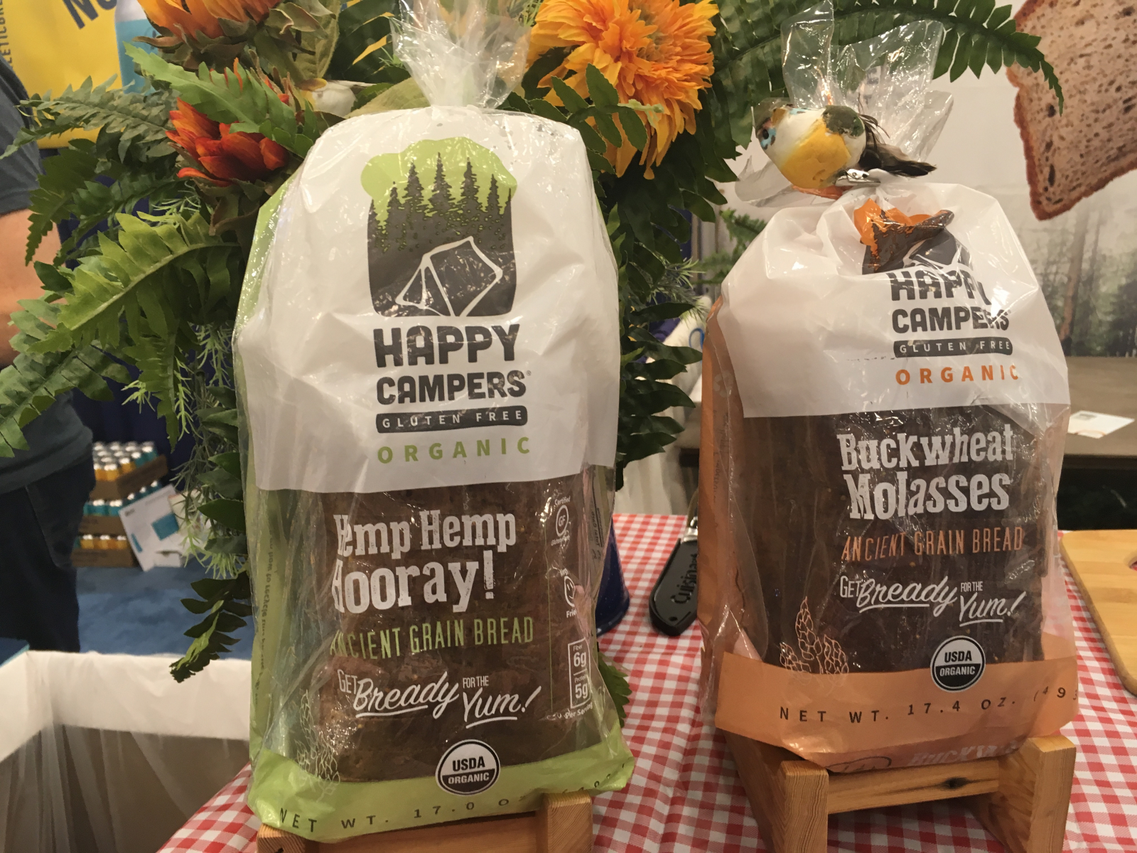 Happy Campers Gluten-Free Bread