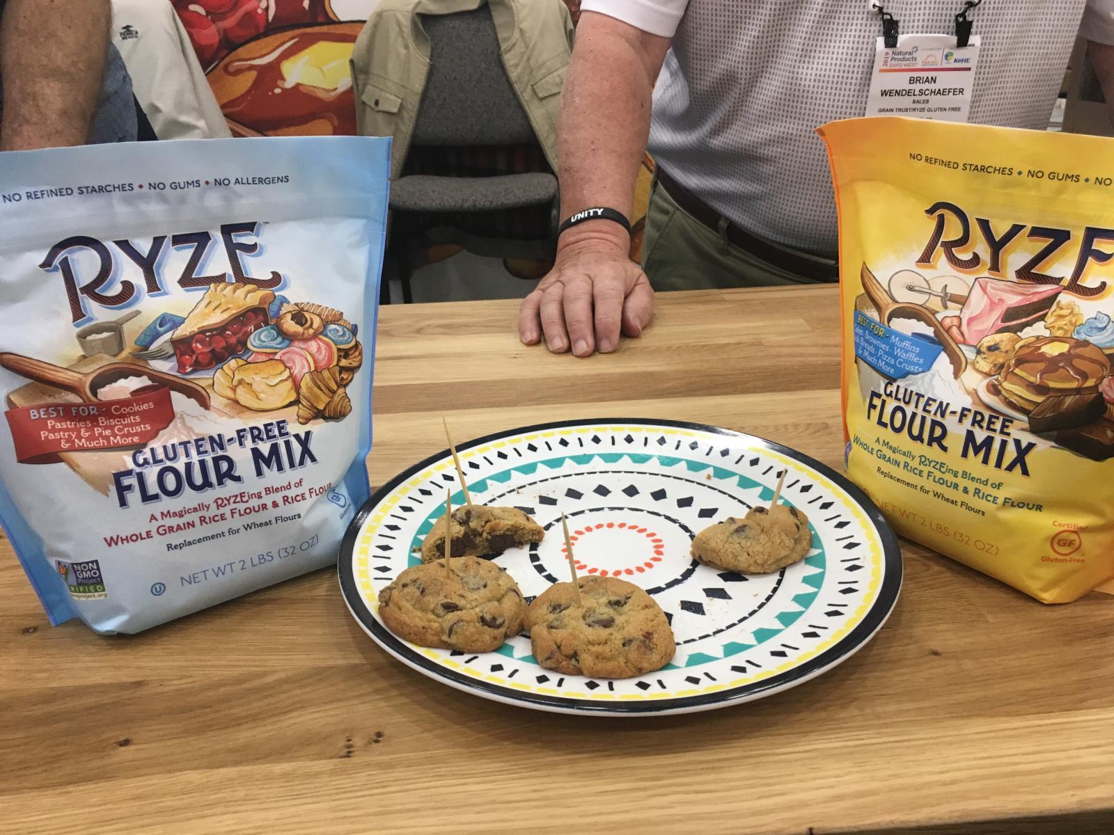 Ryze Gluten-Free Flour Mix