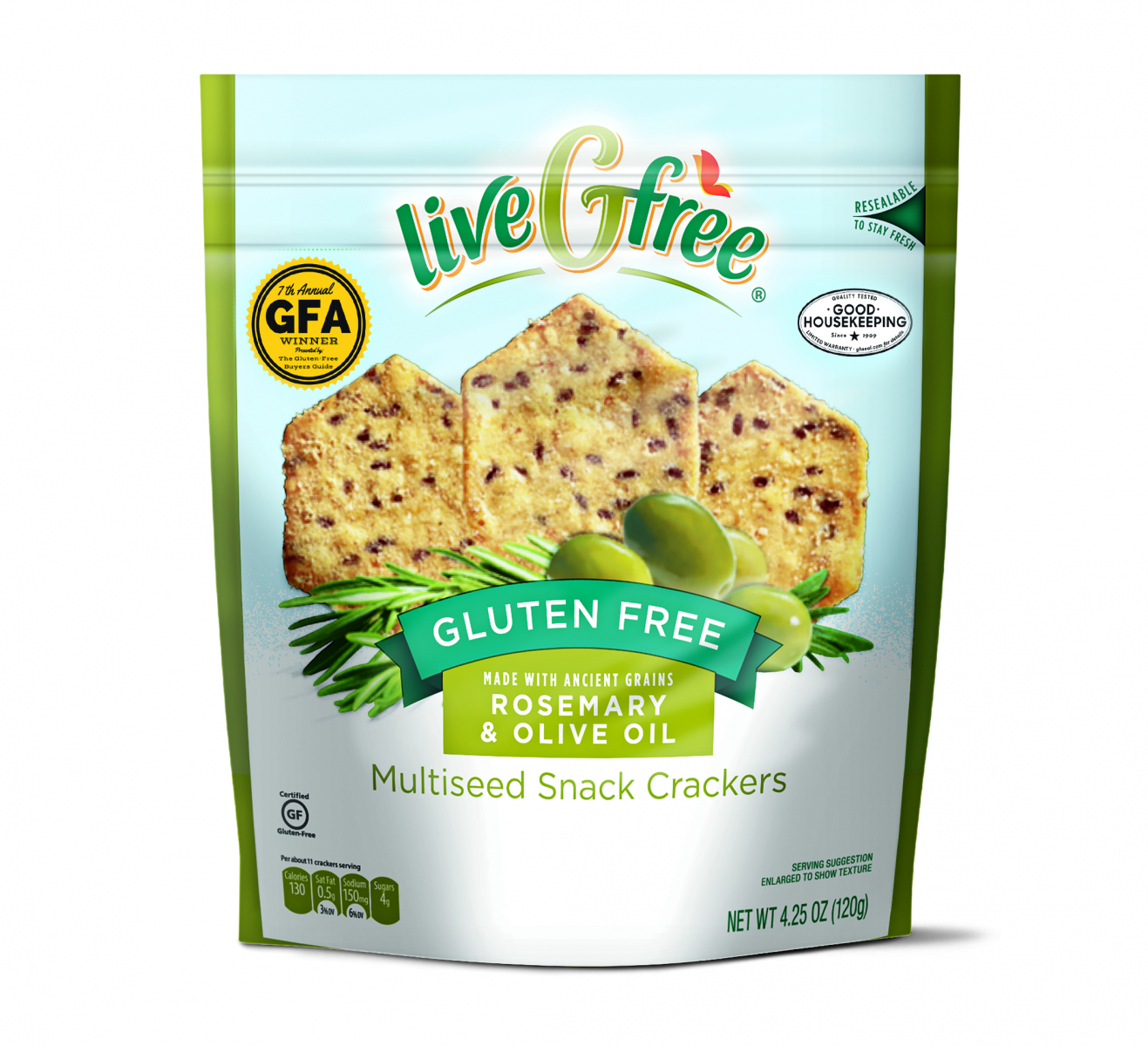 ALDI Adds Tons of New Gluten-Free Products to Shelves - Gluten-Free