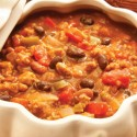 Warm chili recipe with a secret ingredient