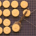 Corn flour creates light and fluffy baked goods