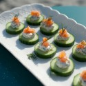 cucumber appetizer lauren marie angela sackett a