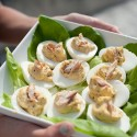 smoked mullet deviled eggs angela sackett b