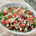 watermelon salad lauren marie angela sackett a